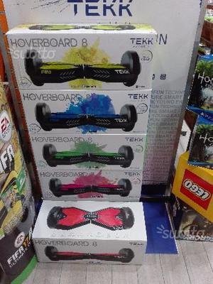 Vendo hoverboard usato