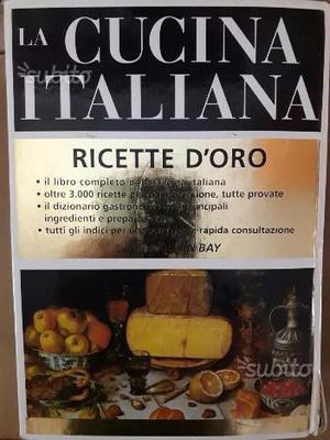 Annate De La Cucina Italiana Posot Class
