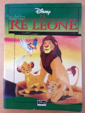 Libro per ragazzi Walt Disney classic: IL RE LEONE