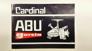 Mulinello da Pesca - ABU Cardinal Garcia