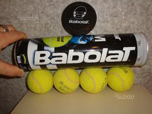 Palline da Tennis Babolat Team confezione integra