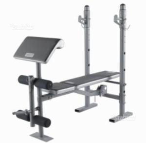 Panca fitness multifunzione