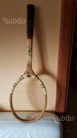 Racchetta da tennis MAXIMA anni 70