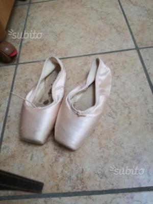 Scarpe danza classica ck cecilia kerche nr  54ec66f015d