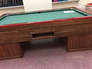 Biliardo antico posot class - Prezzo tavolo da biliardo ...