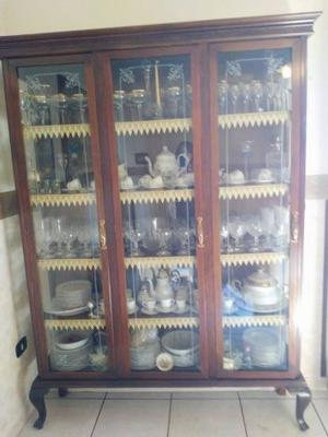 Bellissima vetrinetta antica restaurata 350 euro