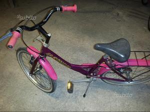 Bici bimbo o bimba magnum misura 20