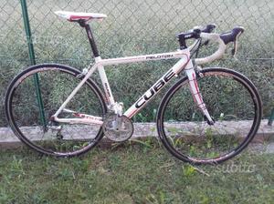 Bici da corsa CUBE come nuova (taglia 50)