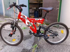 Bicicletta Mtb Bambino Nuzzi Twister 24quot Posot Class