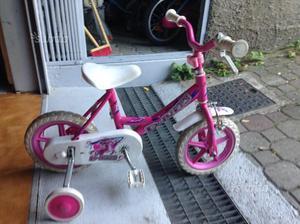 Bicicletta bambina 3-6 anni