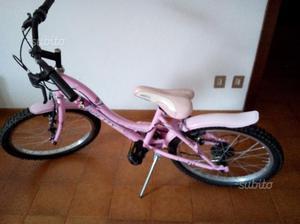 Bicicletta bambina 7/9 anni