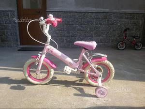 Bicicletta bambina raggio 12