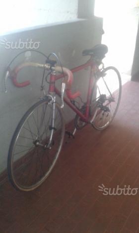 Bicicletta da corsa martini