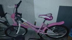 Bicicletta per bambina dai 6 a 10 anni