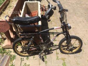 Bicicletta Da Cross Anni 70 Posot Class