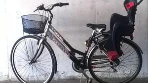 City bike 28 Elios life in alluminio