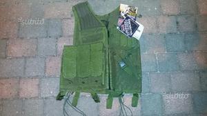 Combat jacket black hawk
