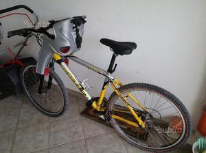 Mountain bike 26 con seggiolino