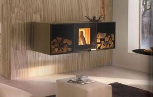 Stufa/Caminetto a legna Modul 2