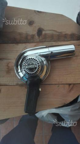 Asciugacapelli vintage termozeta </p>                     </div>                     <div id=