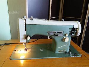 Tavolo con supporto macchina da cucire rasch 100 posot class for Macchina da cucire singer elettrica