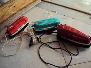 Spazzole elettriche vintage