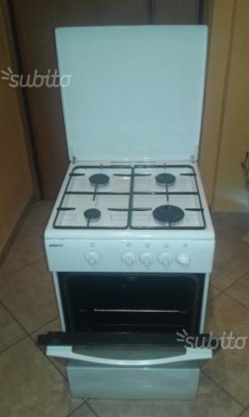 Cucina + forno a gas