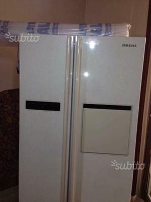 Frigo bombato stile americano anni posot class for Nuovo frigo samsung