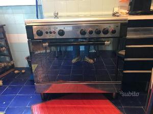 Vendo cucina economica 5 fuochi marca lofra posot class - Cucina economica elettrica ...