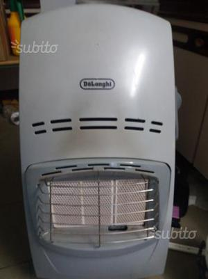 Stufa catalitica a gas watt de longhi posot class for Stufe a gas metano de longhi