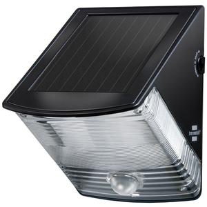 Brennenstuhl Lampada solare LED parete con rilevatore di