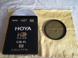 Filtro Polarizzatore HOYA HD 77mm