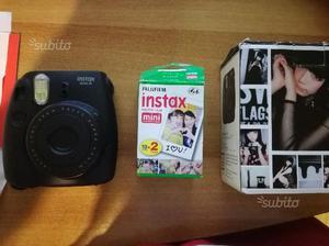 Fotocamera Istantanea Fujifilm Instax Mini 8 Black
