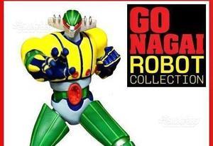 JEEG Robot Go Nagai n.1 Edicola Gazzetta