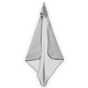 Jollein  Vaso Capo 75x75 cm Grigio Knit Maglia