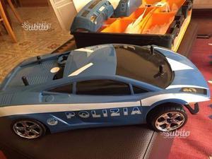 Lamborghini Gallardo Polizia con motore a scoppio