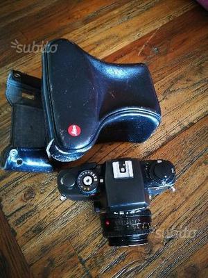 Leica R4 summicron 50/2