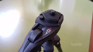 Manfrotto MKC3-H01 cavalletto macchina fotografica