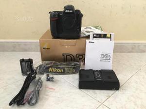 Nikon D3S nital ( scatti)