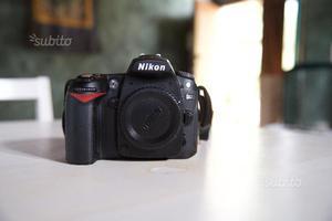 Nikon D90 Corpo Macchina