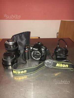 Nikon D90 + Nikkor VR  + Nikkor 35 G1.8