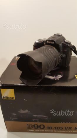 Nikon D90+ nikon , perfetta