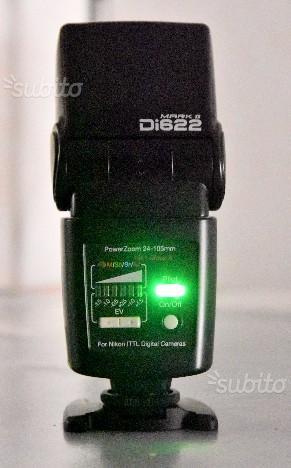 Nissin Speedlite Di622 Mark II