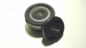 Obiettivo Canon 24 mm pancake