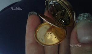 Orologio oro 375