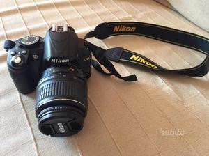 Reflex Digitale Nikon D + obiettivo