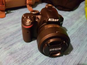 Reflex Nikon D VR + 35 mm