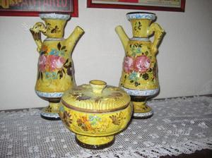 Sopramobili ceramica di faenza