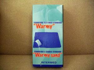 """Termoforo elettrico a sabbia standard """"linea warmy"""" intermed"""