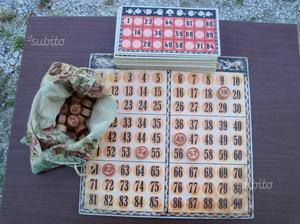 2 giochi da tavolo tombola e dama pomarance posot class - Tombola gioco da tavolo ...